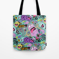 It's All The Same Tote Bag