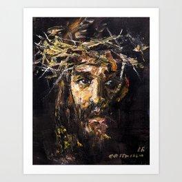 Santa Faz II Art Print