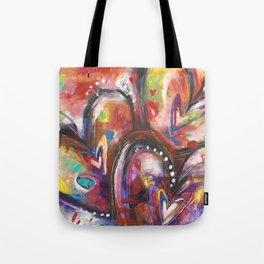 Joy Love Dream Tote Bag