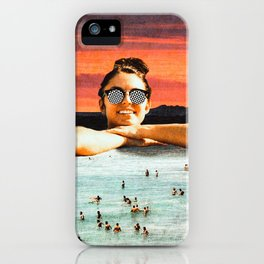 Hangin' By The Sea iPhone Case