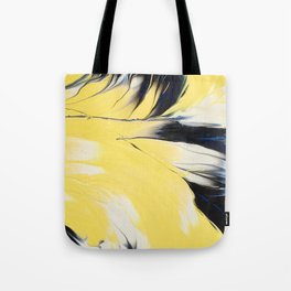 Hello  Yellow ! Tote Bag