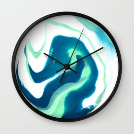 If On A Winter's Night A Traveler Wall Clock
