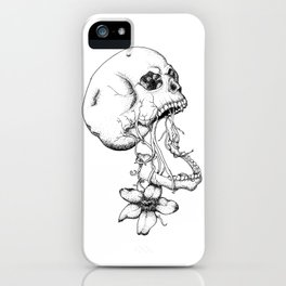 Hanging in the Balance iPhone Case