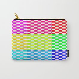 Quadro Colores Carry-All Pouch