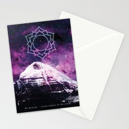 Crown of the Earth - Mount Kailash Stationery Cards