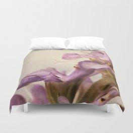 Salvia atropatana Duvet Cover