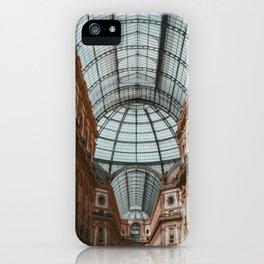 Galleria Vittorio Emanuele II, II iPhone Case