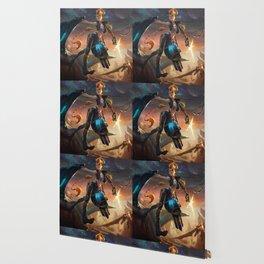 Odyssey Jinx League Of Legends Wallpaper