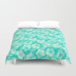 Mermaid Pattern 02 Duvet Cover