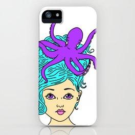 Mermaid Hair iPhone Case