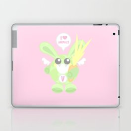 Bunbun Veggie Laptop & iPad Skin