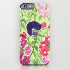 Floral Print iPhone 6s Slim Case
