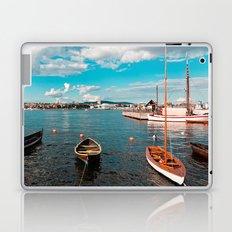 Oslo Boats Laptop & iPad Skin