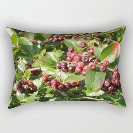 ARONIA TREE OF FRUIT ABUNDANCE  Rectangular Pillow