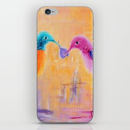 Lover | Amoureux iPhone Skin