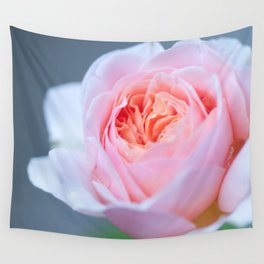 Forever in Love - Pink Rose #1 #decor #art #society6 Wall Tapestry