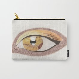 The Eye Sees Mars Carry-All Pouch
