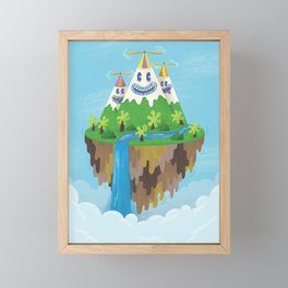 Flight of the Wild Framed Mini Art Print