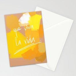 Ambience 057 viva la vida Stationery Cards
