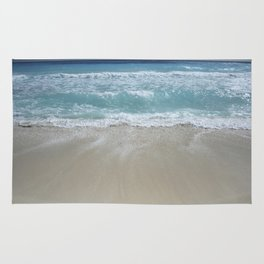 Carribean sea 5 Rug
