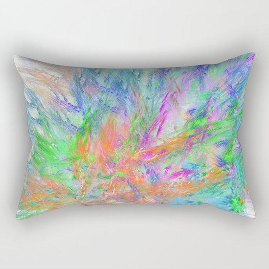Fresh modern made  (A7 B0199) Rectangular Pillow