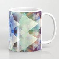 big bang Mugs featuring The Big Bang by SensualPatterns