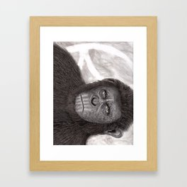 Ceasar Framed Art Print