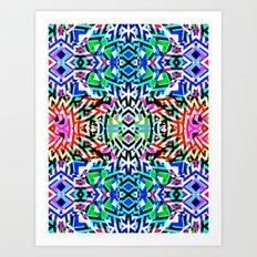 Mix #281 Art Print
