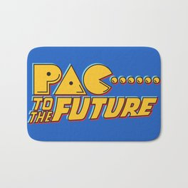 Pac to the Future Bath Mat