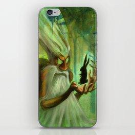 Treeman iPhone Skin