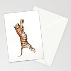 Leaping Tiger Stationery Cards