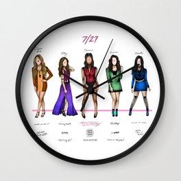 Fifth Harmony: Color album tracks Wall Clock