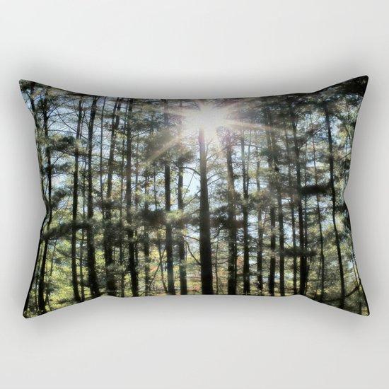 Shining Star Woodlands Rectangular Pillow