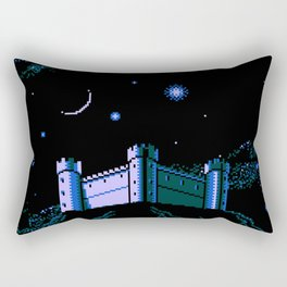The Castle of Chimeras Rectangular Pillow
