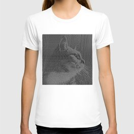 His Mind is Dark and Full of Errors 25 T-shirt