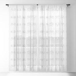 Joy Sheer Curtain