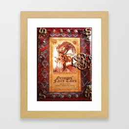 Tales of Old Framed Art Print