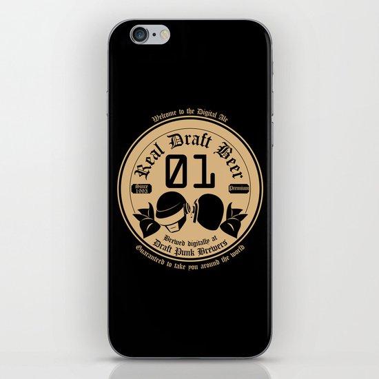 Draft Punk iPhone & iPod Skin