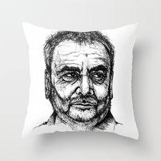 besson Throw Pillow