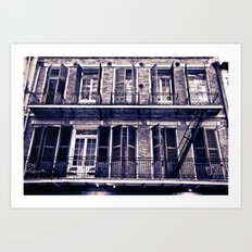 Rue Toulouse Art Print
