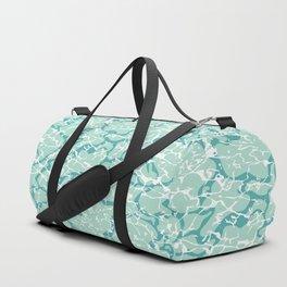 Water Camo Duffle Bag