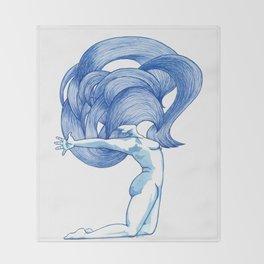 Elation Throw Blanket
