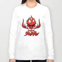 gurren lagann Long Sleeve T-shirts featuring gurren lagann by tama-durden