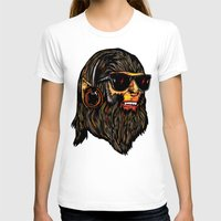 teen wolf T-shirts featuring Teen Wolf by Vasco Vicente