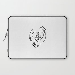Artificial intelligence Laptop Sleeve