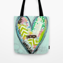 Do small things with great love. Tote Bag