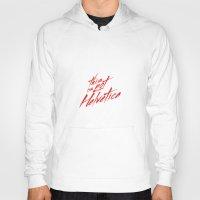 helvetica Hoodies featuring Not Helvetica by BROOKEWYNN