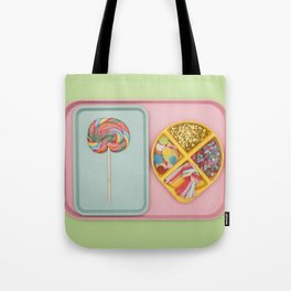 Party Tray Tote Bag