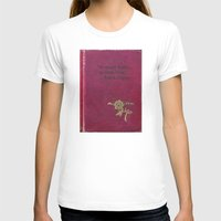 """zappa T-shirts featuring """"So many books, so little time.""""  ― Frank Zappa by Dora Birgis"""