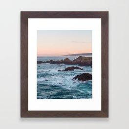 Sea Ranch I Framed Art Print